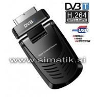 DVB-T pretvornik + DIG.VIDEOREKORDER +MULTIMEDIJA