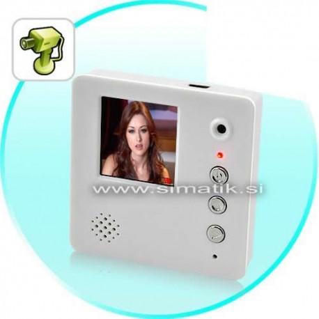 Magnetni video opomnik za hladilnik (video z zvokom)