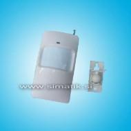Brezžični senzor gibanja (PIR senzor)