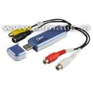 USB videosnemalnik EasyCAP