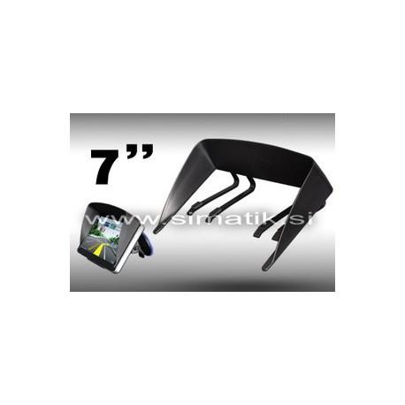 Senčnik za 7' tablico ali GPS navigacijo