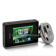 Digitalno kukalo z LCD, SNEMALNIKOM in ZVONCEM