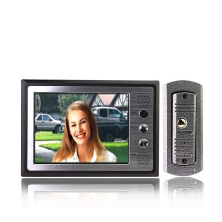 "Barvni video domofon z 8"" LCD HD ekranom"