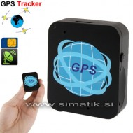 GSM/SMS Sledilnik za avto/motor/osebe