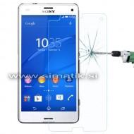 Zaščitno kaljeno steklo za Sony Xperia Z3 Compact