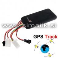 GPS/GSM sledilna naprava GPS-4