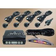 4x Parkirni senzorji Giordon P686D4