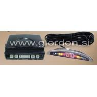 8x Parkirni senzorji Giordon P686D8