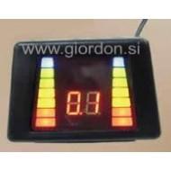 4x Parkirni senzorji Giordon P6704