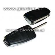 Dalj. centralno zaklepanje (ključ) Giordon V686TR