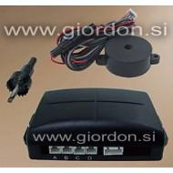 4x Parkirni senzorji Giordon P686A4